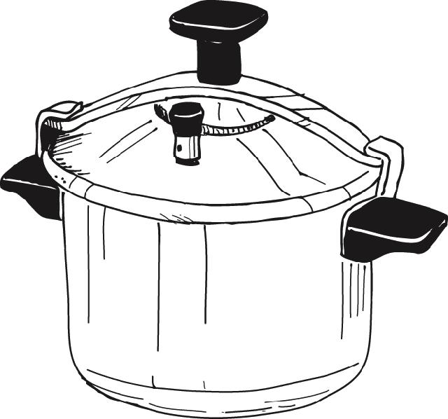 Cocotte-Minute : la cuisine à toute vapeur