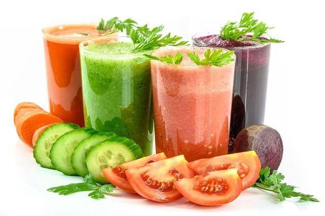 Les jus de fruits ou de légumes : suivez la tendance …