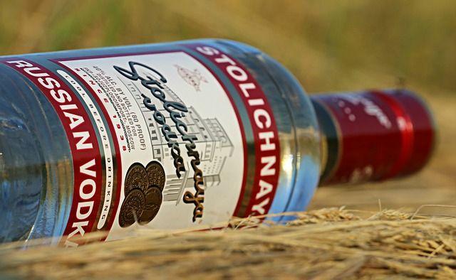 Spécialités russes à boire