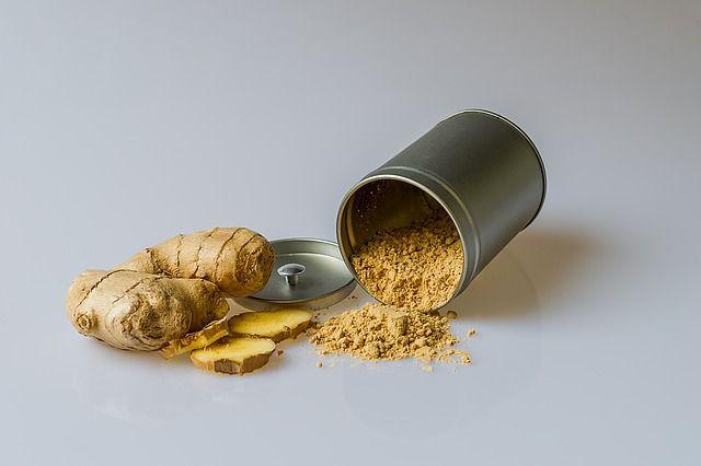 Gingembre : qu'il soit frais ou moulu, c'est un excellent antioxydant