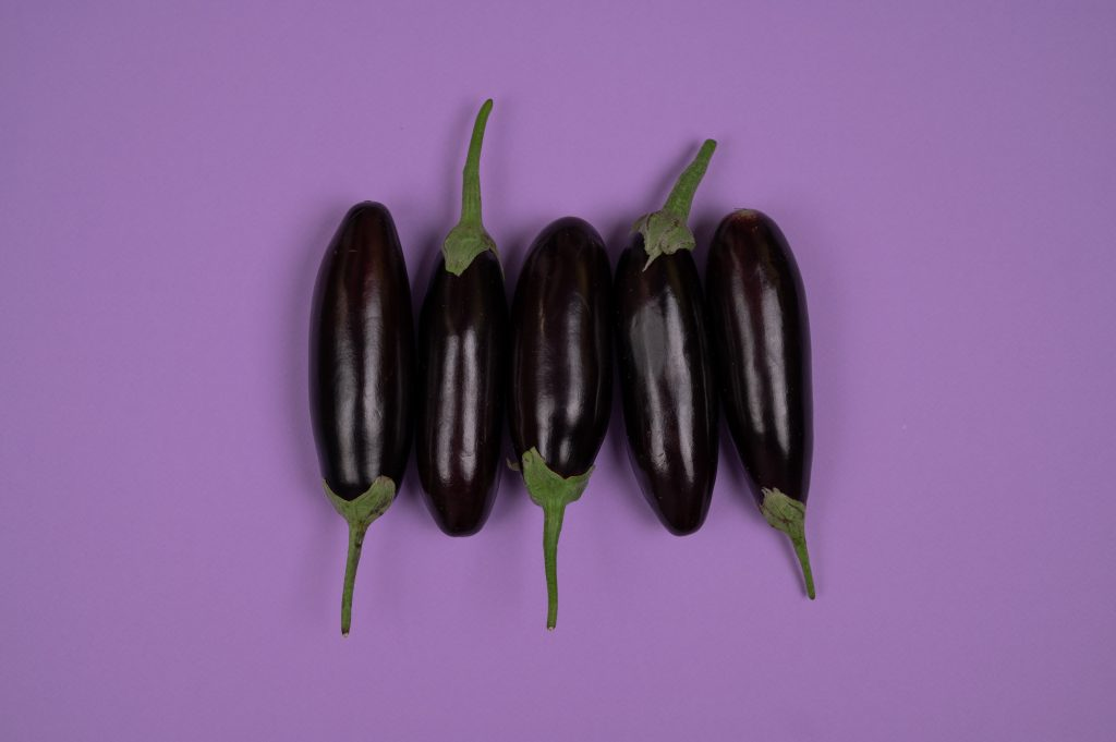 Choisir de belles aubergines pour réussir son caviar